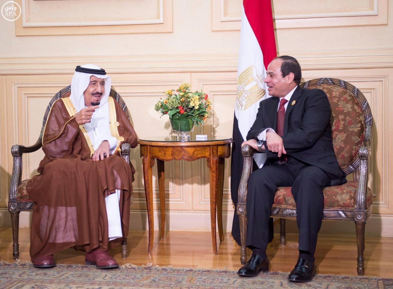 السيسي يتخلى عن كفيله الخليجي