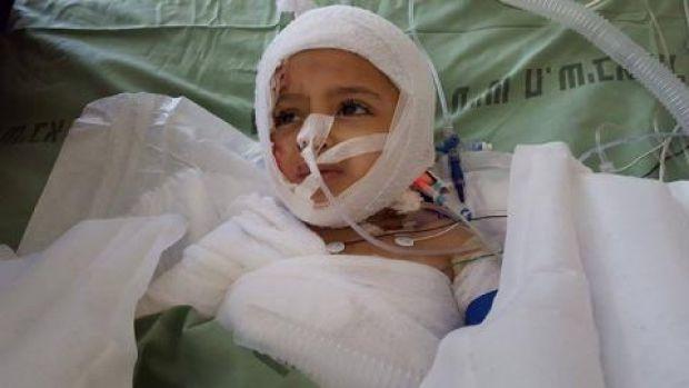 إسرائيليون يجمعون (22) ألف دولار من أجل أحمد الدوابشة