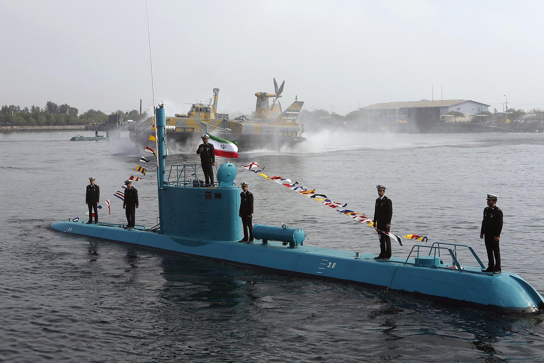 وصول أول فوج من البحرية الإيرانية إلى سوريا