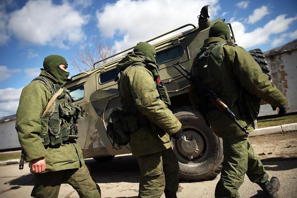 نشر قوات روسية في سوريا من الممكن في نهاية المطاف أن يخدم تنظيم الدولة الإسلامية
