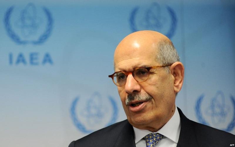 دعوة البرادعي لمقاطعة انتخابات مصر تثير جدلا واسعا على تويتر