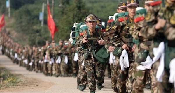 أنباء عن تحرك صيني عسكري في سوريا قريبًا