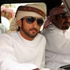 وفاة نجل حاكم دبي اثر نوبة قلبية
