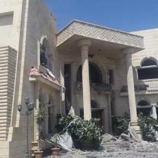 قصف منزل السفير العماني بصنعاء ينذر بأزمة دبلوماسية بين الرياض ومسقط