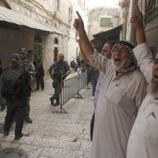 السفارة الإسرائيلية في الأردن تصف مرابطي الأقصى بالبلطجية