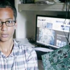 """الشرطة الأمريكية احتجزت """"مخترع القنبلة"""" وهي تعلم أنها ساعة"""