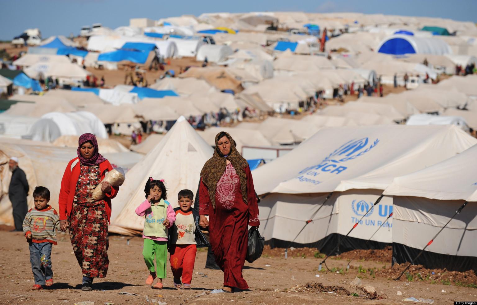 هذه دول تستقبل لاجئين وتلك تتهرب