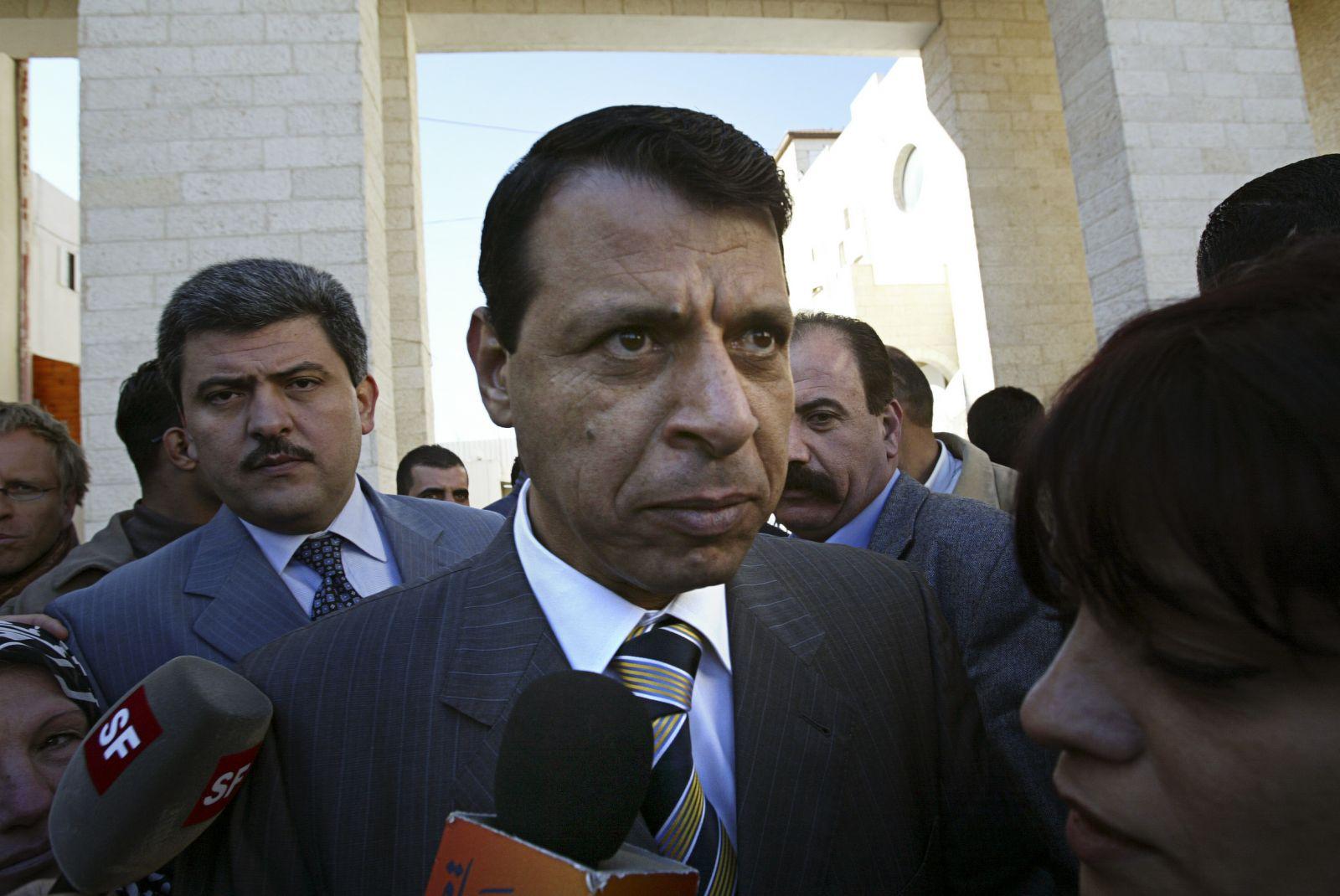 محمد دحلان