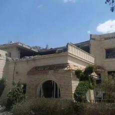 تعرّض منزل السفير العماني في اليمن لقصف جوي