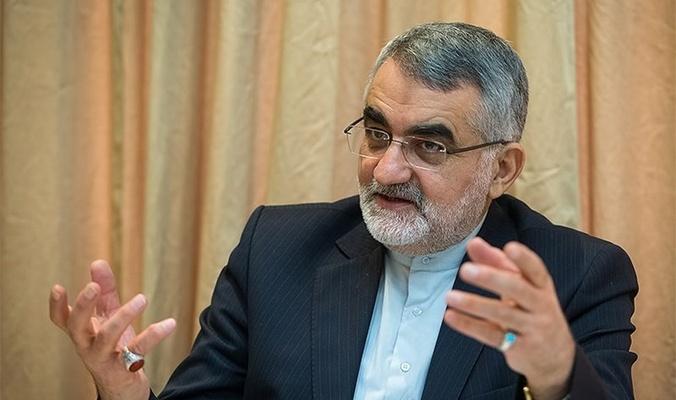 رئيس لجنة الأمن القومي والسياسة الخارجية في البرلمان الإيراني، علاء الدين بروجردي