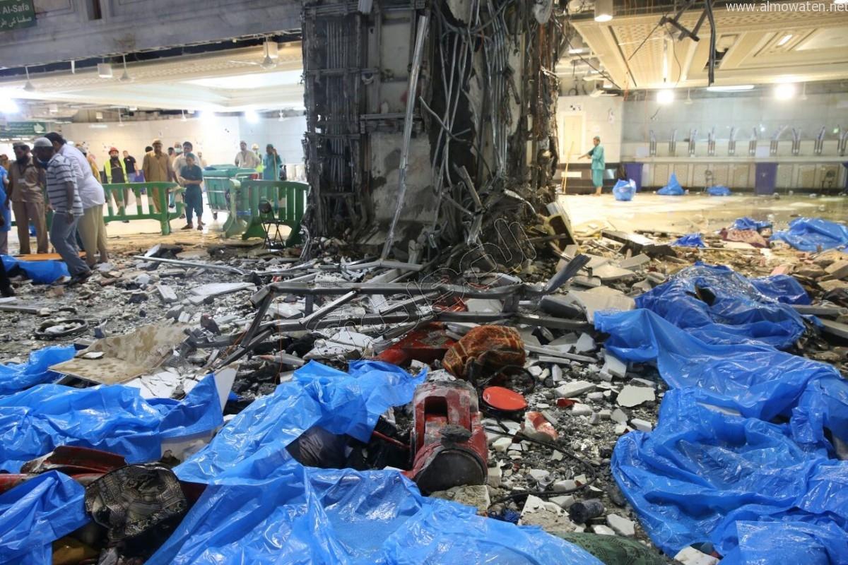 """مجموعة """"بن لادن"""" كانت مستهدفة من """"بن سلمان"""" من قبل """"حادثة الرافعة"""""""