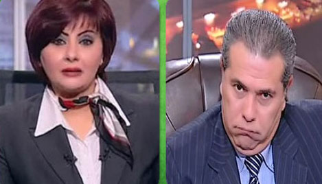 """وصلة ردح بين """"عكاشة"""" و""""الدرديري"""""""