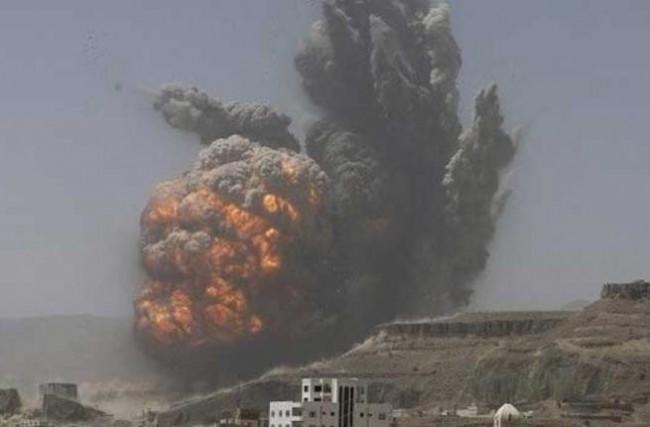 قصف اليمن