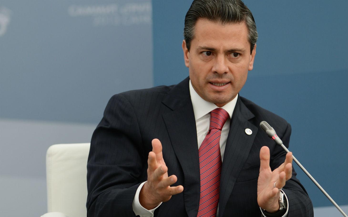 هكذا نشرت صحيفة ساخرة تصريحا لرئيس مكسيكي مزيف وهكا احتفت به الصحافة المصرية