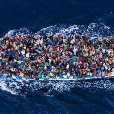 رحلة اللجوء إلى أوروبا