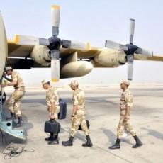 السيسي يدفع بأربع وحدات عسكرية إلى اليمن