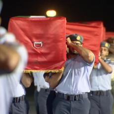 جنازة أحد الجنود الإماراتيين