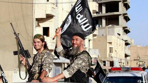 مقاتلين اجانب في داعش