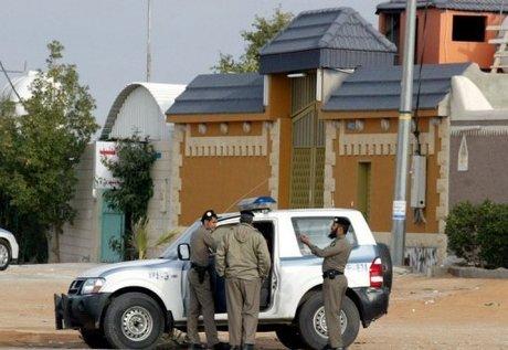 عناصر أمنية سعودية