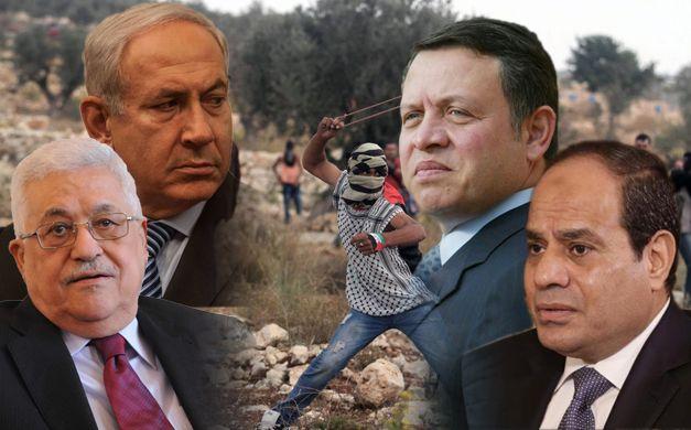 الإنتفاضة الفلسطينية مستمرة ولا تفشلها الضغوط السياسية
