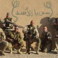 الجنود الروس في سوريا