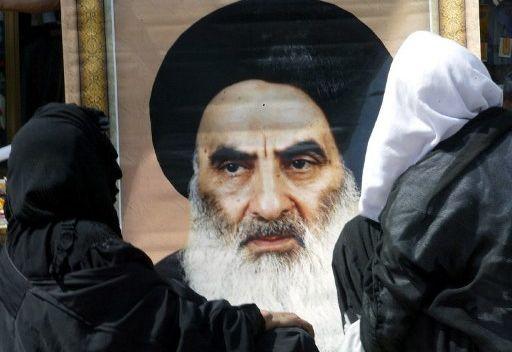 مرجع شيعة العراق
