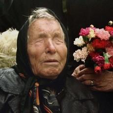العرافة البلغارية الشهيرة فانغا رابطا
