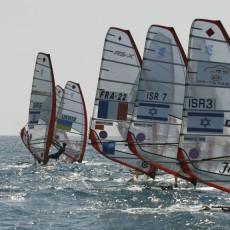 الفريق الإسرائيلي للتزلج في سلطنة عمان