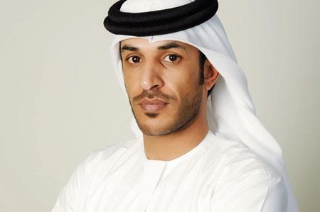 الكاتب الإماراتي حمد المزروعي