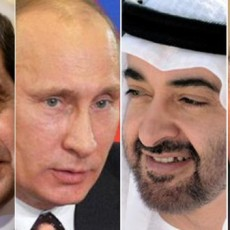 بوتين: نتعاون مع الإمارات وإسرائيل ومصر والسعودية والأردن لمكافحة الإرهاب