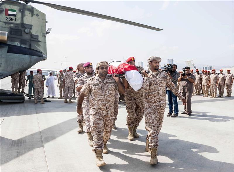 تزايد عدد الجنود الإماراتيين الذين يسقطون قتلى في اليمن