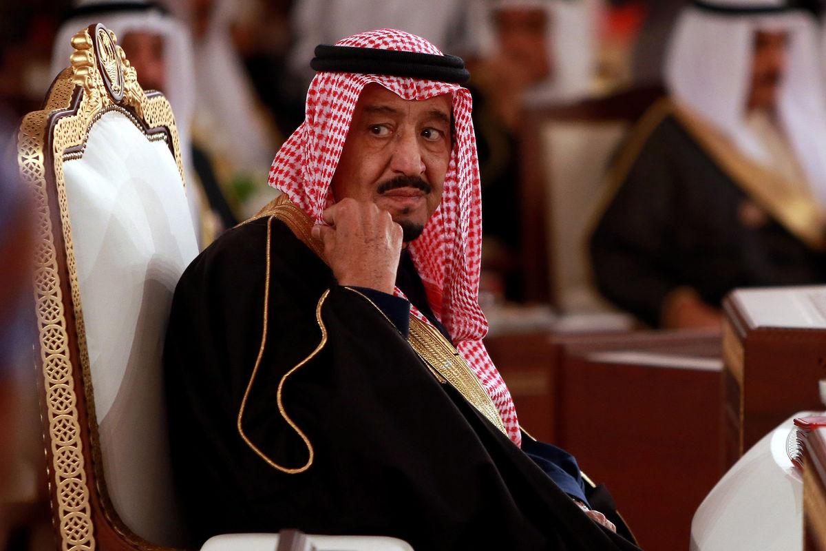 عاصفة في الأسرة المالكة السعودية