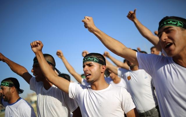 عملاء إيران العراقيون ينتشرون في سوريا