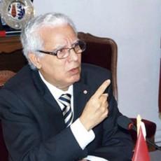 وزير العدل محمد صالح بن عيسى