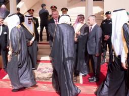 العاهل السعودي وأردوغان