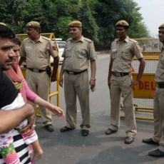 الشرطة الهندية