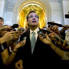 السيناتور الجمهوري الأمريكي تيد كروز