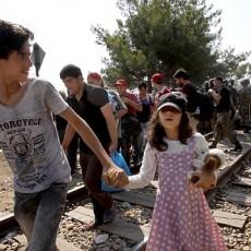 المهاجرين السوريين