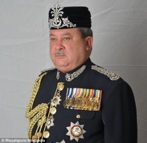السلطان ابراهيم اسماعيل