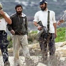 مستوطنون إسرائيليون