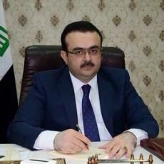 وزير التجارة ملاس محمد عبد الكريم