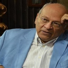 الكاتب المصري جمال الغيطاني