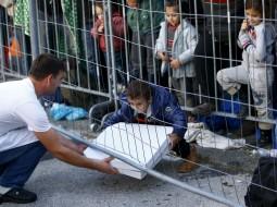 اللاجئيون السوريون
