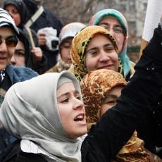 الحجاب في تونس