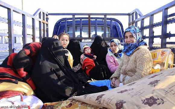 مواطنون عراقيون