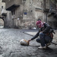 الحرب السورية