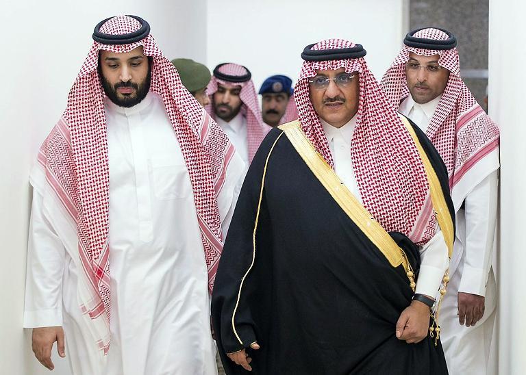 ولي العهد السعودي وولي ولي العهد
