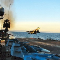 حاملات طائرات روسية