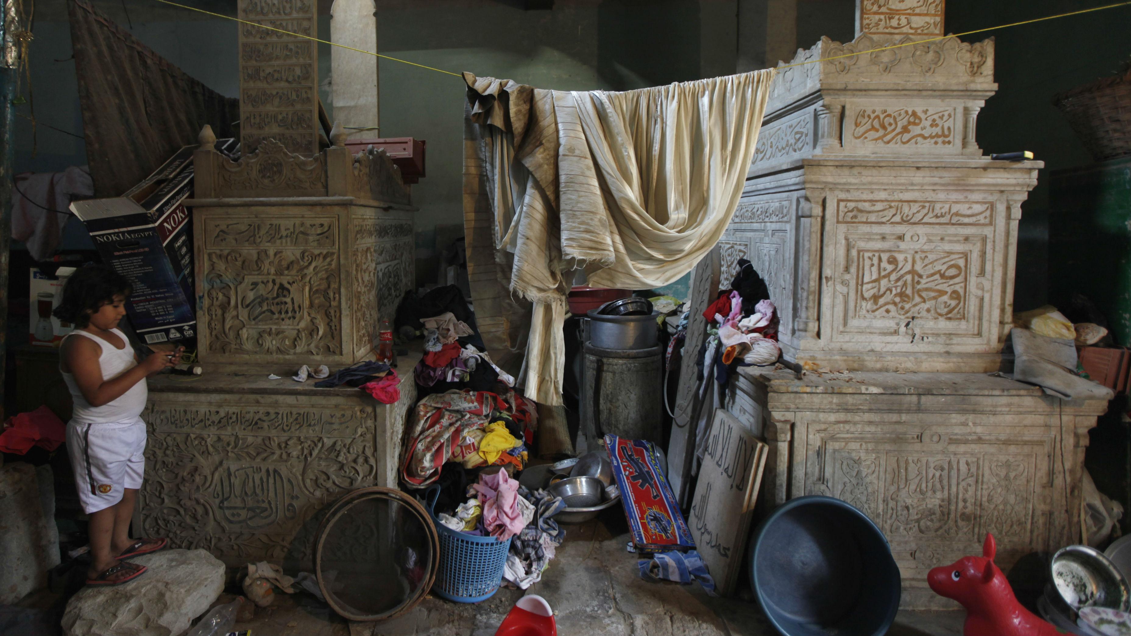 المقابر في مصر