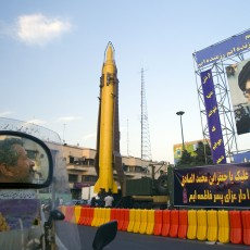 عرض عسكري إيراني